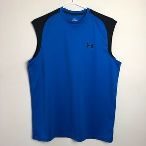 Under Armour Size S Tank Top Athletic Shirt